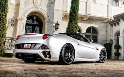 ADV.1 Wheels Ferrari California wallpaper