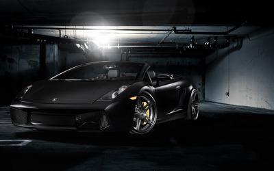 ADV1 Lamborghini Gallardo Twin Turbo wallpaper