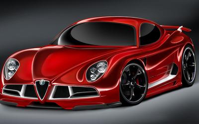 Alfa Romeo [2] wallpaper