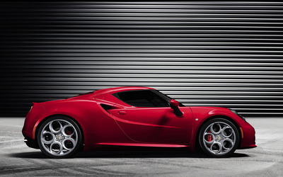 Alfa Romeo 4C [2] wallpaper