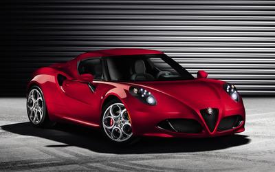 Alfa Romeo 4C wallpaper
