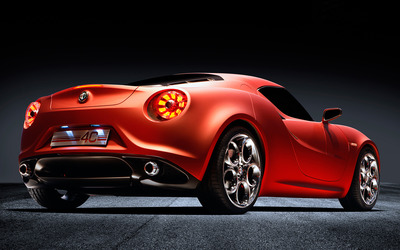Alfa Romeo 4C [4] wallpaper