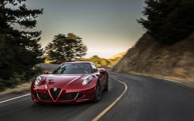 Alfa Romeo 4C [41] wallpaper