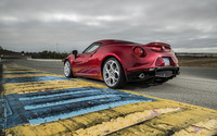 Alfa Romeo 4C [39] wallpaper 2560x1600 jpg