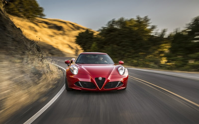 Alfa Romeo 4C [74] wallpaper