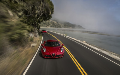 Alfa Romeo 4C [32] wallpaper