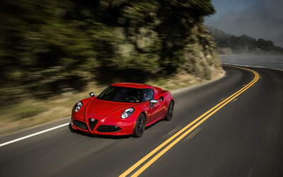 Alfa Romeo 4C [52] wallpaper
