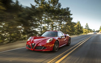 Alfa Romeo 4C [42] wallpaper 2560x1600 jpg