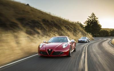 Alfa Romeo 4C [23] wallpaper