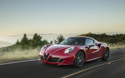 Alfa Romeo 4C [59] wallpaper