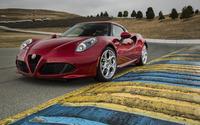 Alfa Romeo 4C [64] wallpaper 2560x1600 jpg
