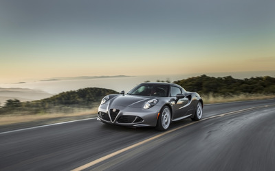 Alfa Romeo 4C [79] wallpaper
