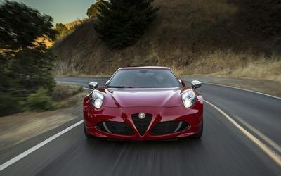 Alfa Romeo 4C [72] wallpaper