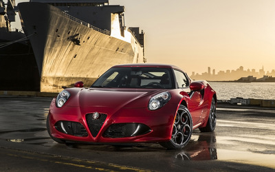 Alfa Romeo 4C [43] wallpaper