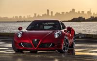 Alfa Romeo 4C [17] wallpaper 2560x1600 jpg