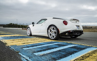 Alfa Romeo 4C [44] wallpaper 2560x1600 jpg