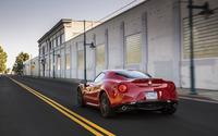 Alfa Romeo 4C [38] wallpaper 2560x1600 jpg
