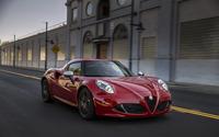 Alfa Romeo 4C [18] wallpaper 2560x1600 jpg