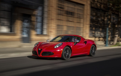 Alfa Romeo 4C [51] wallpaper