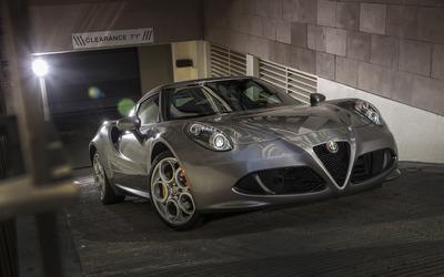 Alfa Romeo 4C [22] wallpaper