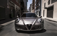 Alfa Romeo 4C [40] wallpaper 2560x1600 jpg