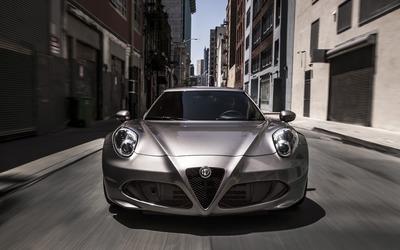 Alfa Romeo 4C [40] wallpaper