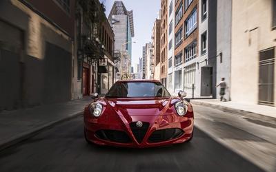Alfa Romeo 4C [31] wallpaper