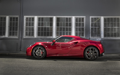 Alfa Romeo 4C [20] wallpaper