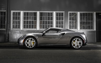 Alfa Romeo 4C [54] wallpaper 2560x1600 jpg