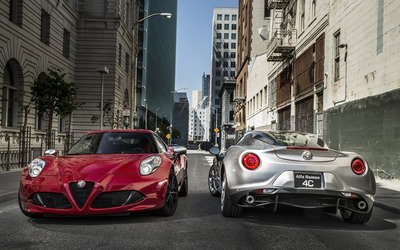 Alfa Romeo 4C [11] wallpaper