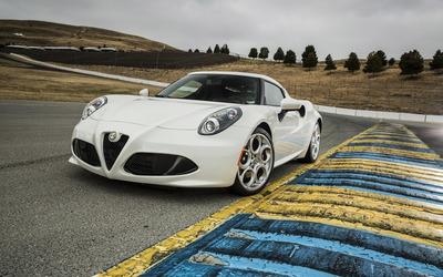 Alfa Romeo 4C [30] wallpaper