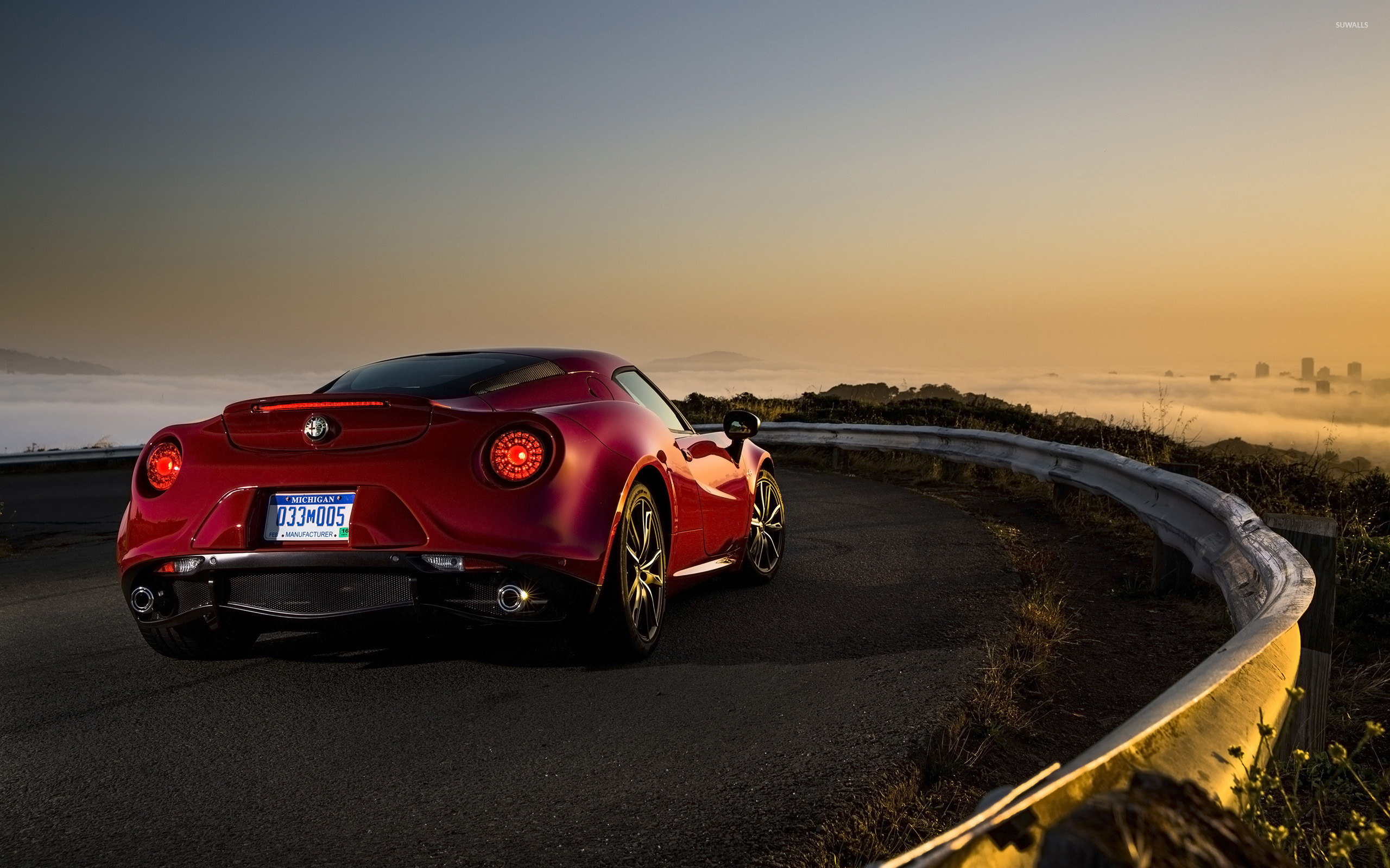 Alfa Romeo 4c 28 Wallpaper Car Wallpapers 43837