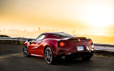 Alfa Romeo 4C [25] wallpaper