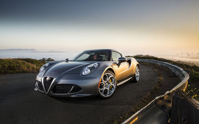 Alfa Romeo 4C [12] wallpaper