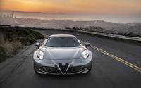 Alfa Romeo 4C [16] wallpaper 2560x1600 jpg