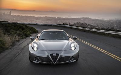 Alfa Romeo 4C [16] wallpaper