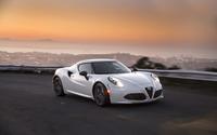 Alfa Romeo 4C [8] wallpaper 2560x1600 jpg