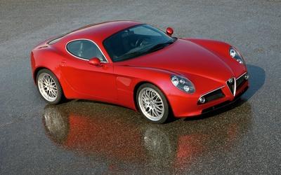 Alfa Romeo 8C Competizione [5] wallpaper