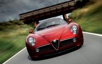 Alfa Romeo 8C Competizione [7] wallpaper 1920x1080 jpg