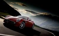 Alfa Romeo 8C Competizione [4] wallpaper 1920x1080 jpg