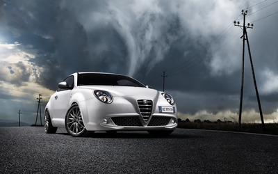 Alfa Romeo MiTo [2] wallpaper