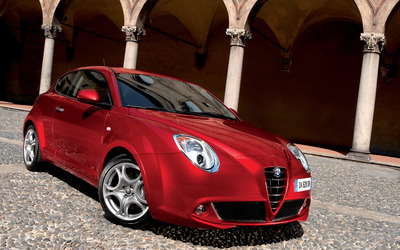 Alfa Romeo MiTo [3] wallpaper