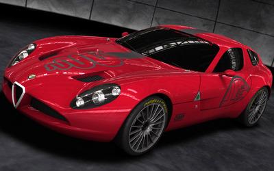 Alfa Romeo Zagato TZ3 wallpaper