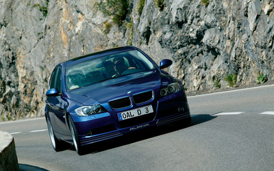 Alpina BMW 3 Series [2] wallpaper