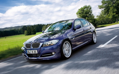 Alpina BMW 3 Series wallpaper