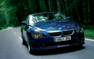 Alpina BMW wallpaper