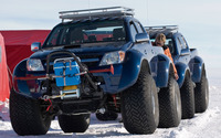 Arctic Trucks wallpaper 2560x1600 jpg
