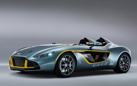 Aston Martin CC100 wallpaper 2560x1600 jpg