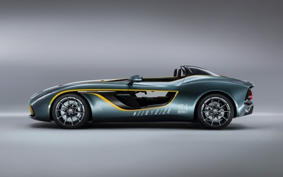 Aston Martin CC100 Speedster wallpaper