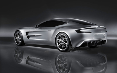 Aston Martin One-77 [2] wallpaper